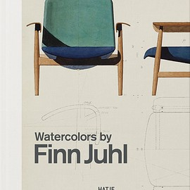 Anne-Louise Sommer - Watercolors by Finn Juhl