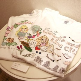 foxy illustrations - tシャツ