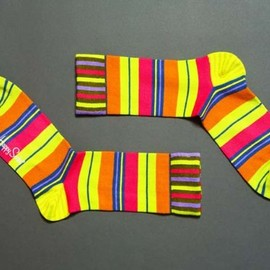 Happy Socks - Stripe Many 02