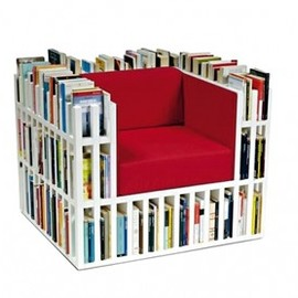 Polkadot » INTERIORS bookcase chair