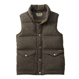 Eddie Bauer - EB650 Fill Power Harris Tweed Upland Down Vest