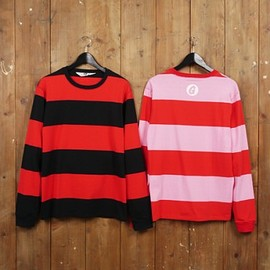 GOODENOUGH - BORDER L/S TEE