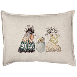 CORAL&TUSK - chick pocket pillow