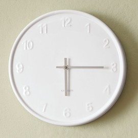 KARLSSON - White Wall Clock