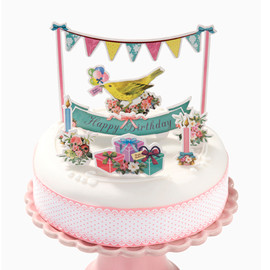Talking Tables - cake topper