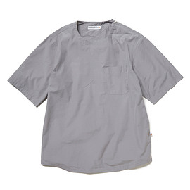 HEAD PORTER PLUS - SHIRT TEE H/S GREY