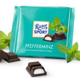 Ritter sports - Pfefferminz