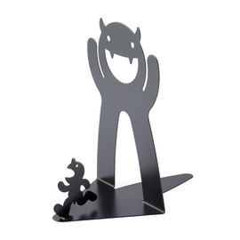 Mr. P Bookend Black