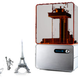 The Form 1 - 3D Printer
