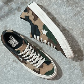 CONVERSE - Sneakersnstuff x Converse One Star 'Canteen' (Top)