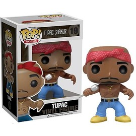 FUNKO - POP!ROCK Series 2PAC