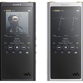 SONY - NW-ZX300