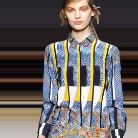 Dries Van Noten - AW 12 SHIRT