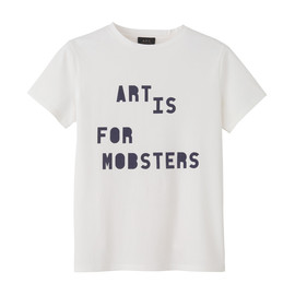 A.P.C. - ART IS FOR MOBSTERS