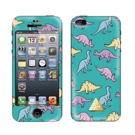 Gizmobies - GIZA / DINOSAUR GRN for iPhone5