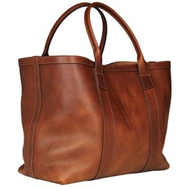 Lotuff & Clegg Leather Working Tote