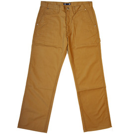 "THE UNION - THE UNION/THE FABRIC ""CHINO PAINTER -BEIGE-"""