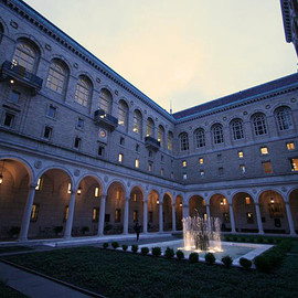 Boston - The Boston Public Library