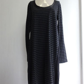 sacai luck - dress - 2011-12 AW