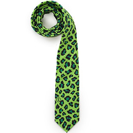 Uniform Experiment - Leopard Pattern Necktie