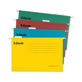 Esselte - Pendaflex Plus Suspension File V Base Foolscap