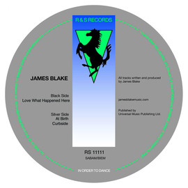 JAMES BLAKE - LOVE WHAT HAPPENED HERE EP