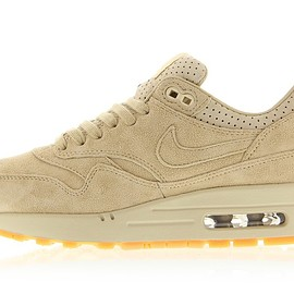 NIKE - Air Max 1 Pinnacle - Linen/Linen/Gum Light Brown/Oatmeal
