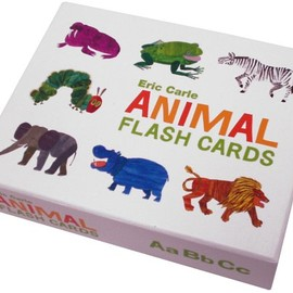 Eric Carle - Eric Carle Animal Flash Cards