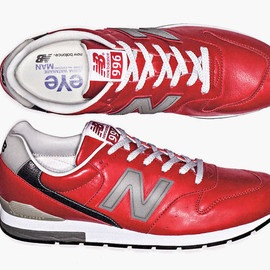 New Balance - eYe COMME des GARCONS JUNYA WATANABE MAN x New Balance MRL996