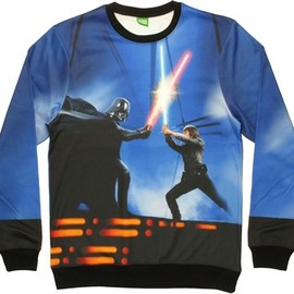 StarWars - Star Wars Lightsaber Duel Sweatshirt