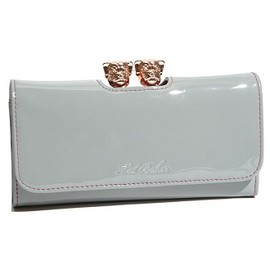 Ted Baker - Hi Shine Bulldog Large Wallet (Grey)