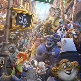 Byron Howard, Rich Moore - Zootopia