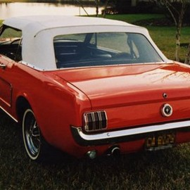 Ford - 1965 Ford Mustang Convertible