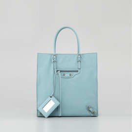 balenciaga - Papier A5 Leather Tote