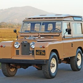 Land Rover - Series-IIA88-StationWagon  '1964