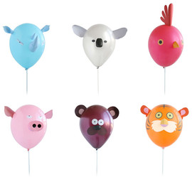 Héctor Serrano - Air Heads Animal Balloon Set
