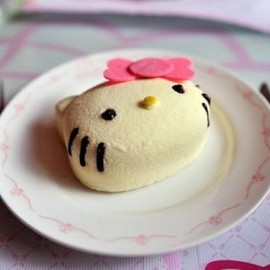 Hello Kitty - Ice Cream