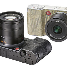 Leica - T-SNAP HOSOO Set, Camera and snap