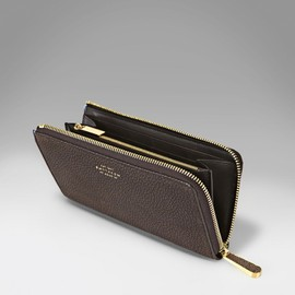 SMYTHSON - ELIOT COLLECTION LARGE SLIM PURSE