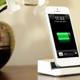 Dock + - Charging Dock for iPhone 5, iPad and iPod