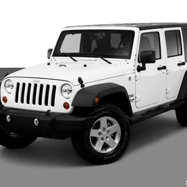 Jeep - Wrangler Unlimited Sports (WHT)