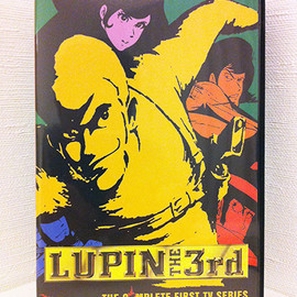 Lupin the 3rd - Complete First TV Series (ルパン三世 第1期 DVD-BOX 北米版)