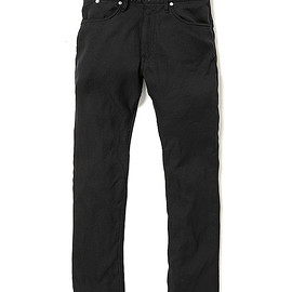 nonnative - DWELLER 5P JEANS USUAL FIT POLY TWILL