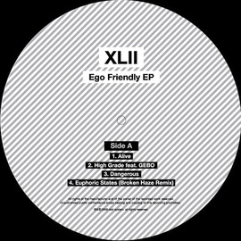 XLII, シリー - EGO FRIENDLY EP