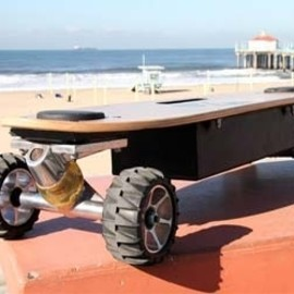 13. The Segway Skateboard - Retail Price: $499.99