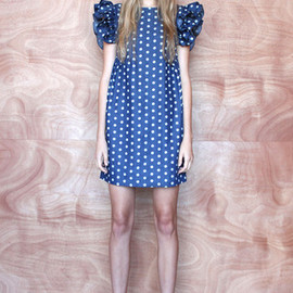 Shirt Dress (navy)