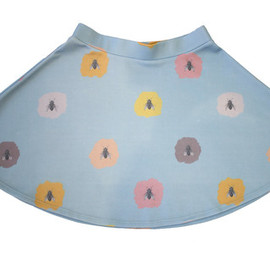 Possible Worlds Clothing - Fly Dot Skirt 蝿スカート