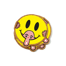 POWERS - KILROY SMILEY COASTERS