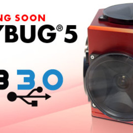 POINT GREY - Ladybug5 360 Spherical Video Camera