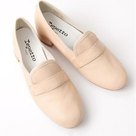 Repetto - Victor Loafer - Eggshell